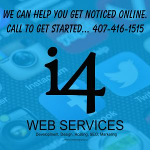 i4 Web Services | Website Development, Design, SEO & More